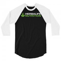 herbalife nutrition 3/4 Sleeve Shirt | Artistshot