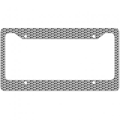 Here For The Party License Plate Frame Designed By Toldo