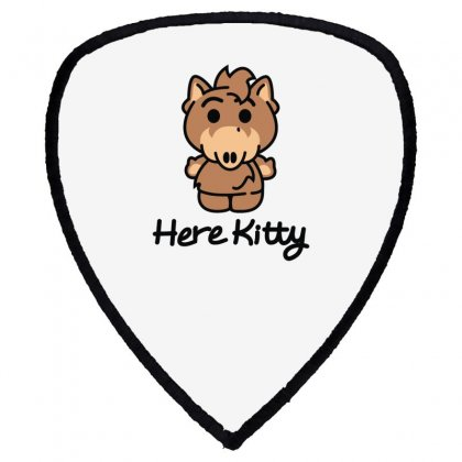 Here Kitty Shield S Patch Designed By Toldo