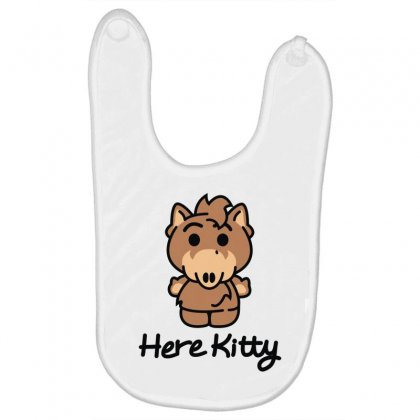 Here Kitty Baby Bibs Designed By Toldo