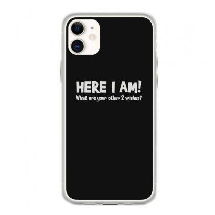 Here I Am! Iphone 11 Case Designed By Toldo