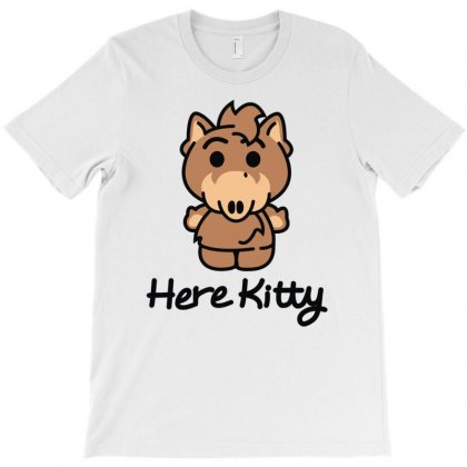 Here Kitty T-shirt Designed By Toldo