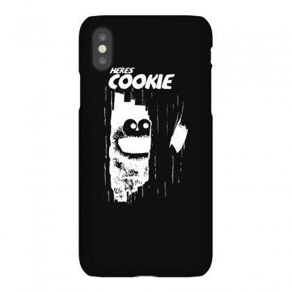 Here's Johnny Cookie Iphonex Case Designed By Toldo