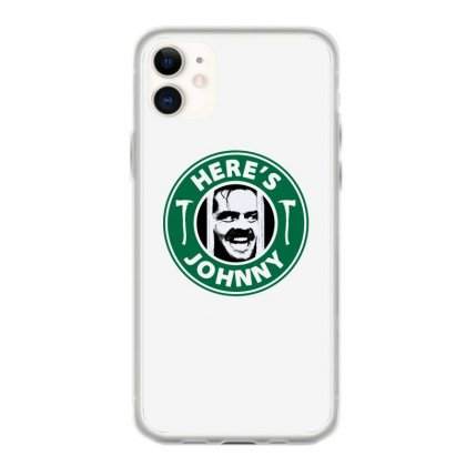 Here's Johnny Iphone 11 Case Designed By Toldo