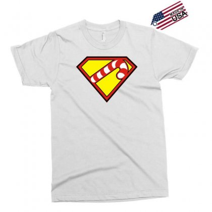Hero Holidays   Xmas, Christmas Super Candy Cane Exclusive T-shirt Designed By Toldo