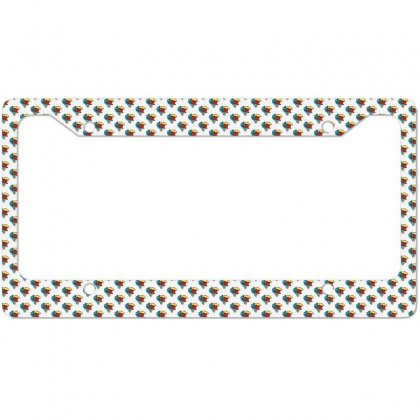 Hey Beautiful License Plate Frame Designed By Toldo