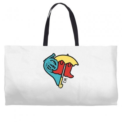 Hey Beautiful Weekender Totes Designed By Toldo
