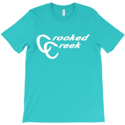 Basic Crooked Tee T-shirt Designed By Lotus Fashion Realm