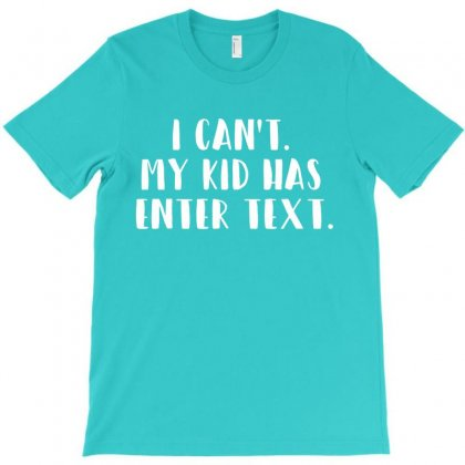 Customize With Your Text T-shirt Designed By Lotus Fashion Realm