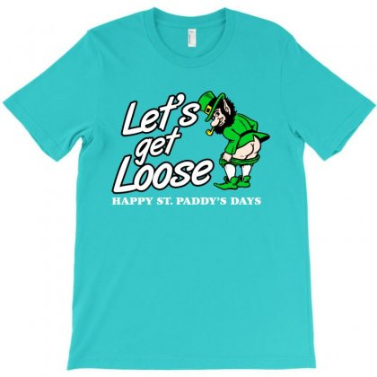 Lets Get Loose T-shirt Designed By Lotus Fashion Realm