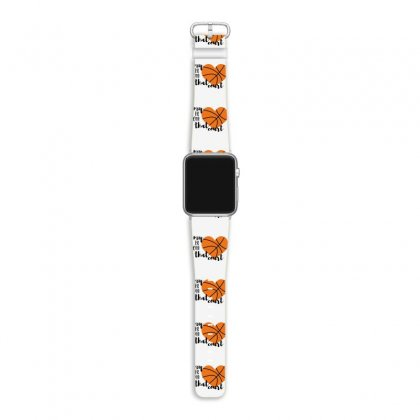 My Is On That Court Basketball For Light Apple Watch Band Designed By Sengul