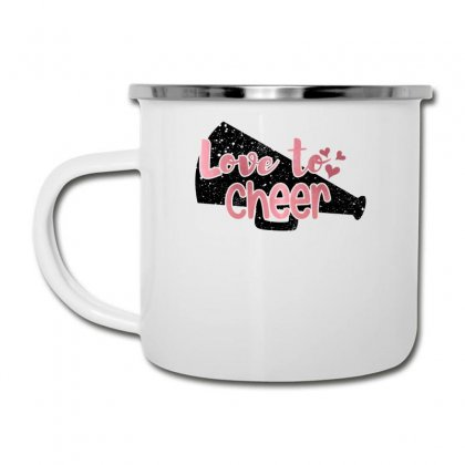 Love To Cheer For Light Camper Cup Designed By Sengul