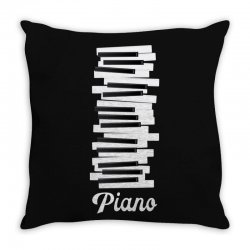 piano Throw Pillow | Artistshot