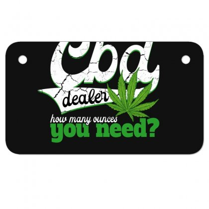 Cbd Dealer How Many Ounces You Need Motorcycle License Plate Designed By Gurkan