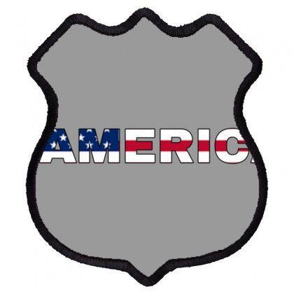 America Shield Patch Designed By Krishhis