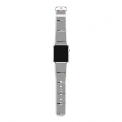 America Apple Watch Band Designed By Krishhis