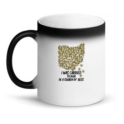 I Was Carried To Ohio In A Swarm Of Bees For Light Magic Mug Designed By Gurkan