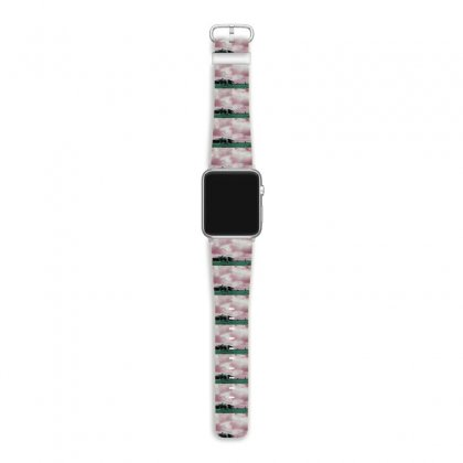 Pink Sky Apple Watch Band Designed By Ar.tist_creations