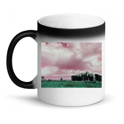 Pink Sky Magic Mug Designed By Ar.tist_creations