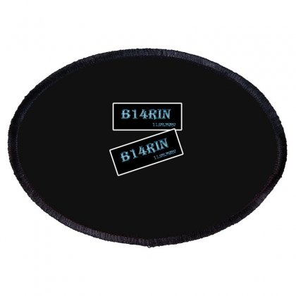 B14r1n Oval Patch Designed By Acoy