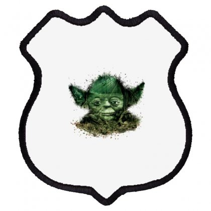 Baby Yoda 4 Shield Patch Designed By Acoy