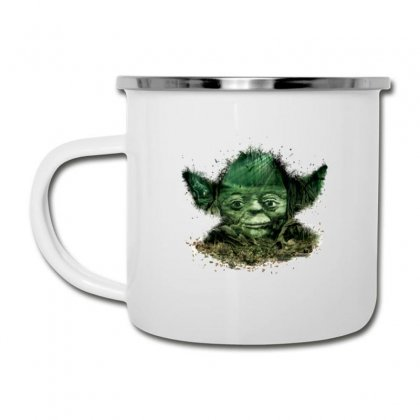 Baby Yoda 4 Camper Cup Designed By Acoy