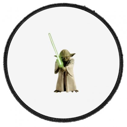 Baby Yoda 5 Round Patch Designed By Acoy