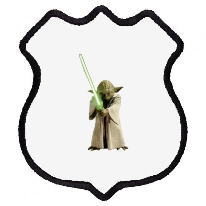 Baby Yoda 5 Shield Patch Designed By Acoy