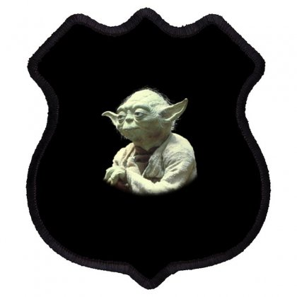 Baby Yoda7 Shield Patch Designed By Acoy