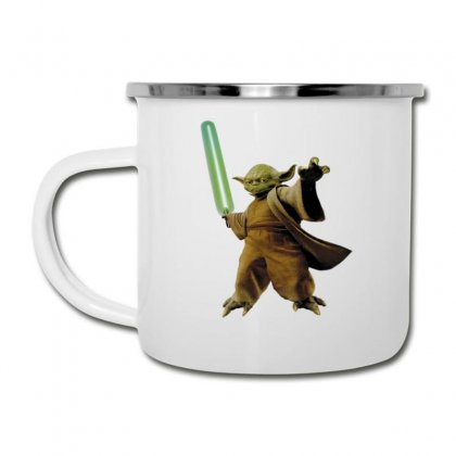 Beby Yoda Camper Cup Designed By Acoy
