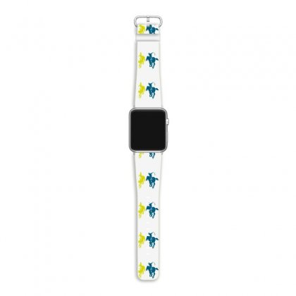 Cowboy Fight Apple Watch Band Designed By Acoy