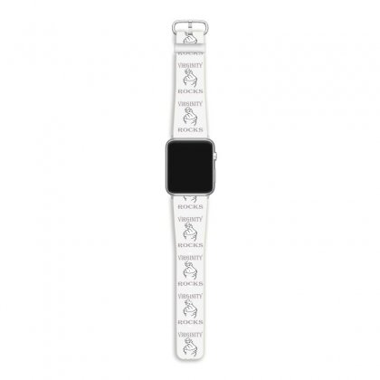 Love Virginity Rocks Apple Watch Band Designed By Acoy