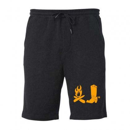 Shoes And Fire Fleece Short Designed By Acoy