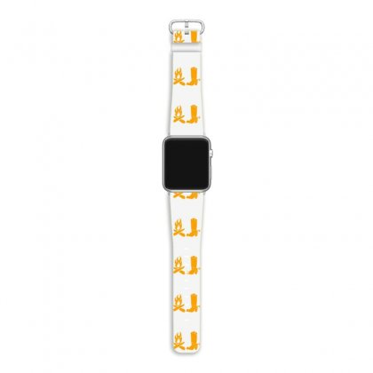Shoes And Fire Apple Watch Band Designed By Acoy