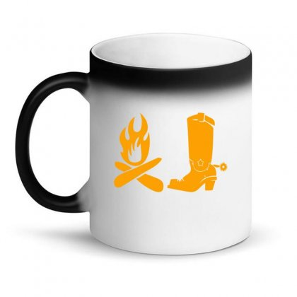 Shoes And Fire Magic Mug Designed By Acoy