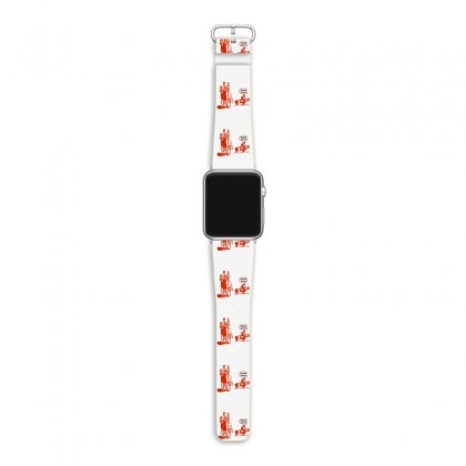 This Is Love That Doesn't End Well Apple Watch Band Designed By Acoy