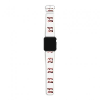 Virginity Rock 6 Apple Watch Band Designed By Acoy