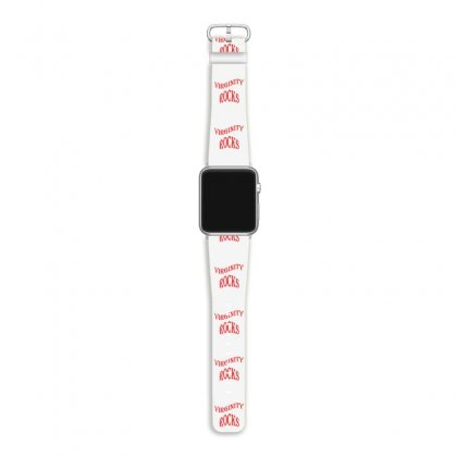 Virginity Rocks 2 Apple Watch Band Designed By Acoy