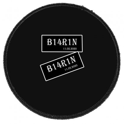 Plate B14r1n Round Patch Designed By Acoy