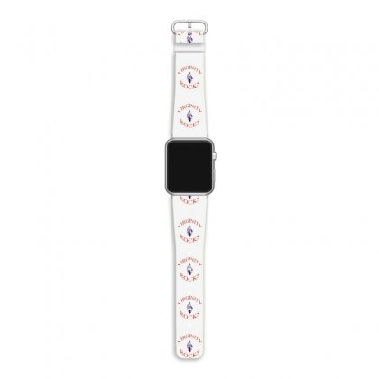 Virginity Roocks3 Apple Watch Band Designed By Acoy