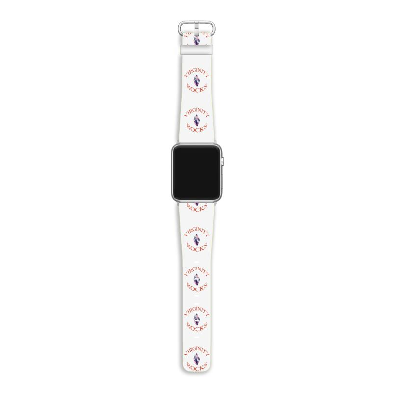 Virginity Roocks3 Apple Watch Band | Artistshot