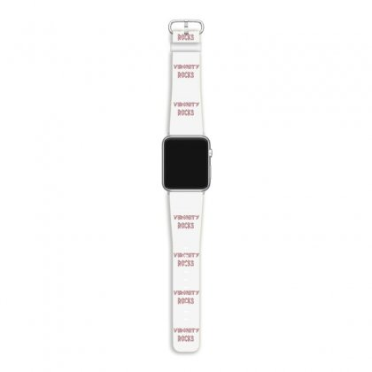 Virgnity Rocks Apple Watch Band Designed By Acoy