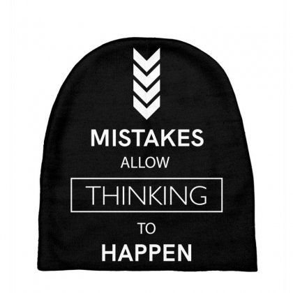 Mistakes Baby Beanies Designed By Miss.illustration