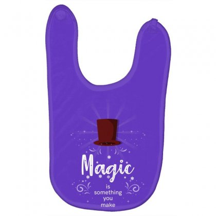 Magic Baby Bibs Designed By Miss.illustration