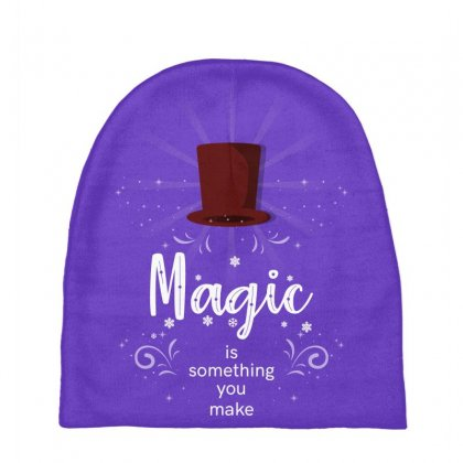 Magic Baby Beanies Designed By Miss.illustration