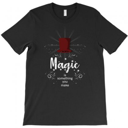 Magic T-shirt Designed By Miss.illustration