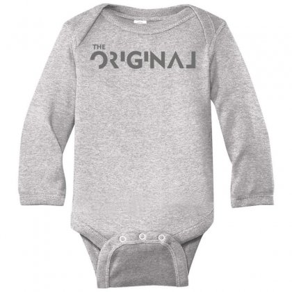 Original Unique One Kind Long Sleeve Baby Bodysuit Designed By Designisfun