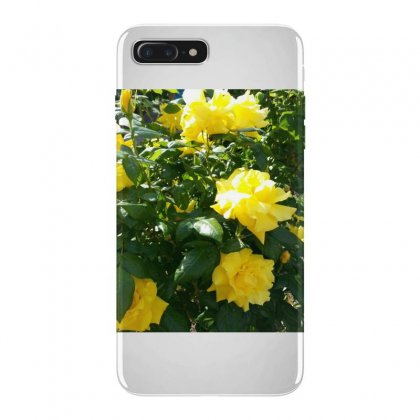 Yellow Roses In A Bush Iphone 7 Plus Case Designed By Thoughtcloud