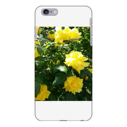 Yellow Roses In A Bush Iphone 6 Plus/6s Plus Case Designed By Thoughtcloud