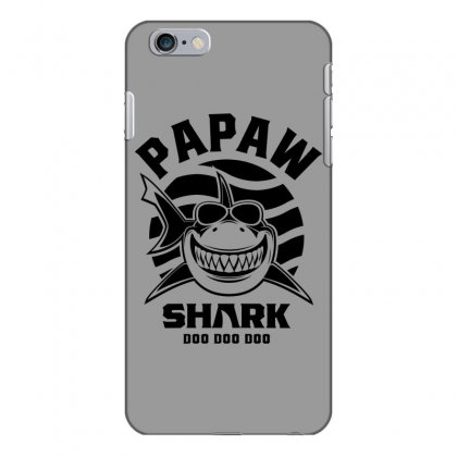 Mens Papaw Shark Father Grandpa Gift Iphone 6 Plus/6s Plus Case Designed By Cidolopez